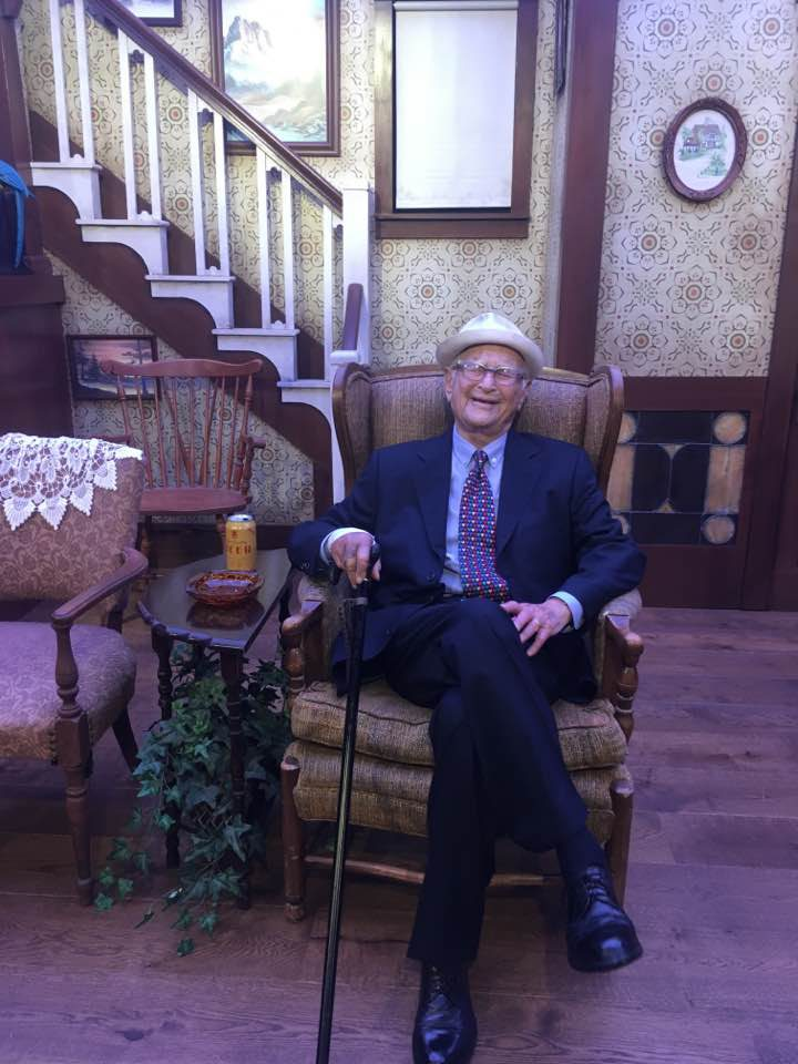 Norman_Lear_chair-experiential-event-marketing