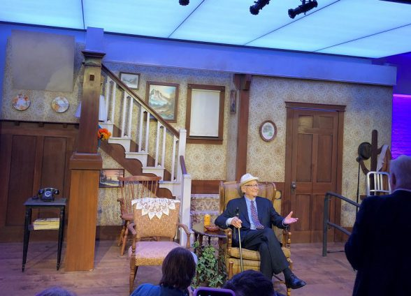 Norman-Lear-All-in-the-family-stage-set-production