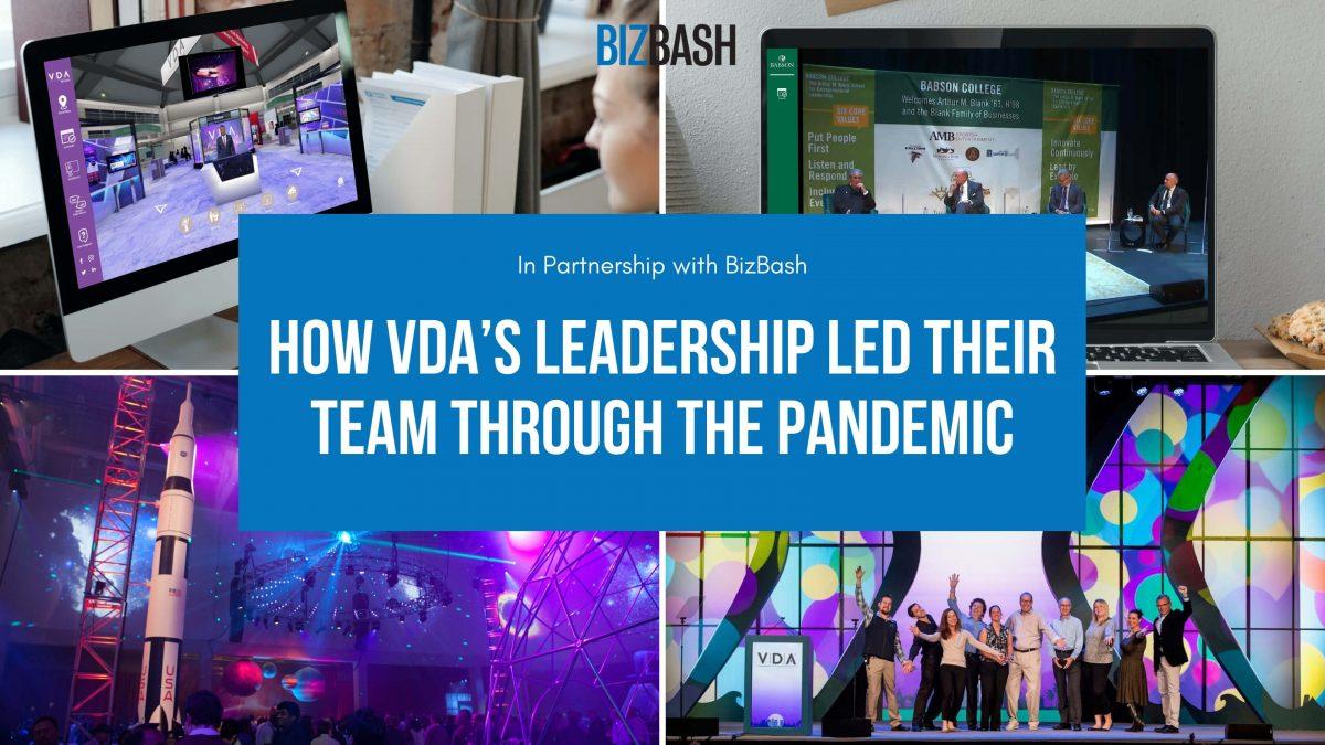 BizBash - How Experiential Marketing Agency VDA's leadership led their team through the pandemic