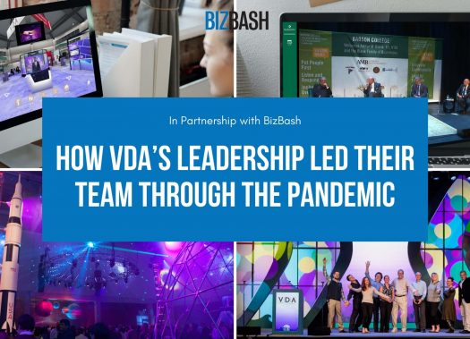 BizBash - How Experiential Marketing Agency VDA's leadership led their team through the pandemic